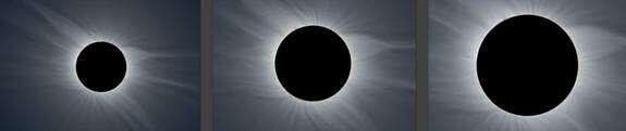 Total Solar Eclipse 2009